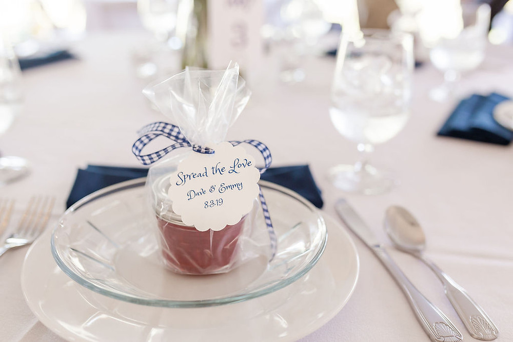 Maine Wedding Party Favors
