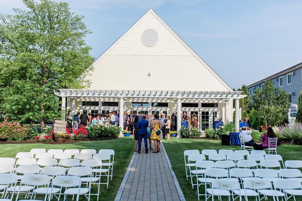 Village By The Sea Wells Maine Wedding Reception