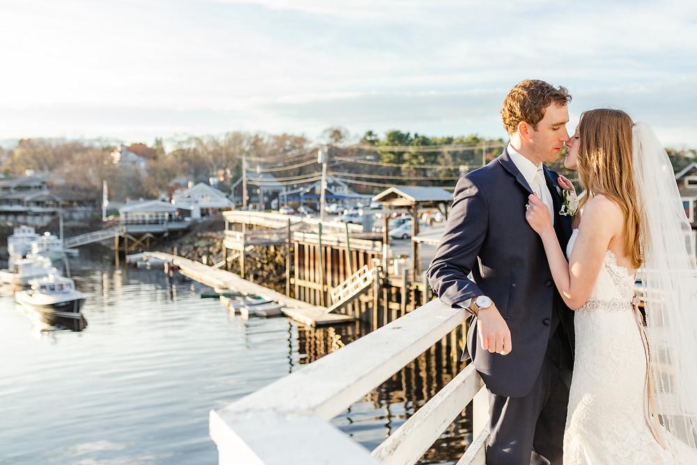 Perkins Cove Wedding