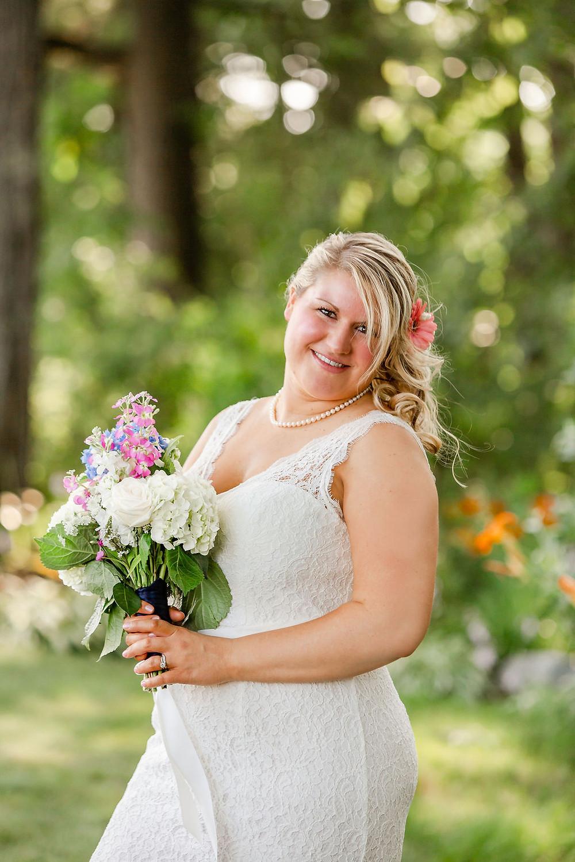 Intimate Wedding in Maine