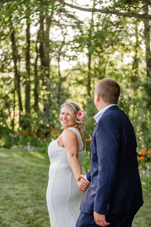 Wedding Photographer in Wells Maine