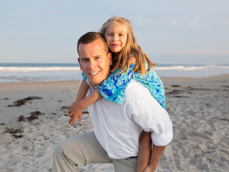 Family Portraits at Wells Beach