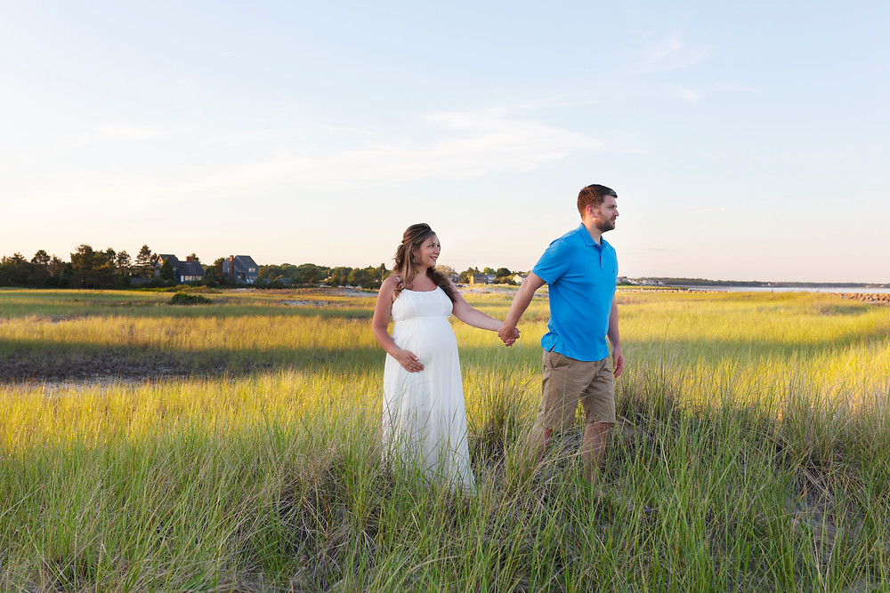 Wells Maine Photographer Maternity Portraits
