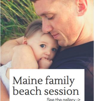 Family Beach Portrait Session