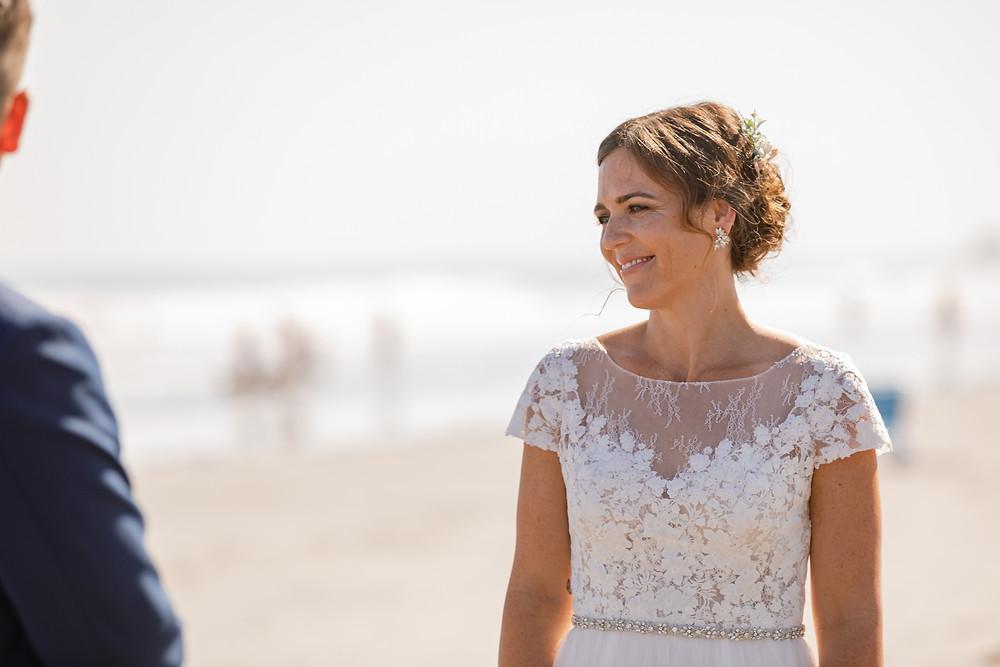Maine Beach Wedding