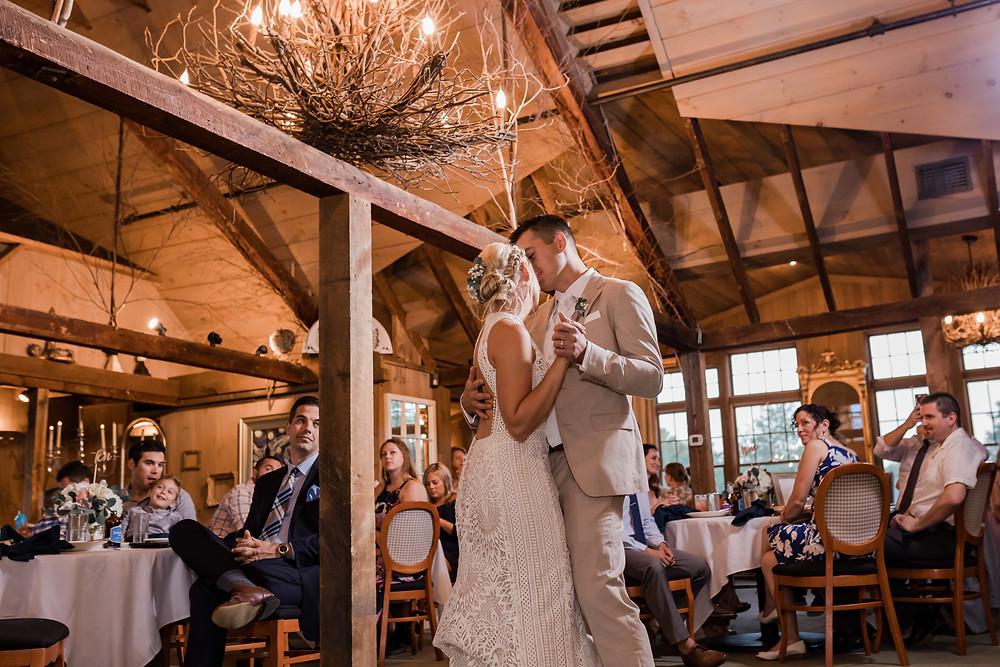 On The marsh Maine Wedding Photographer