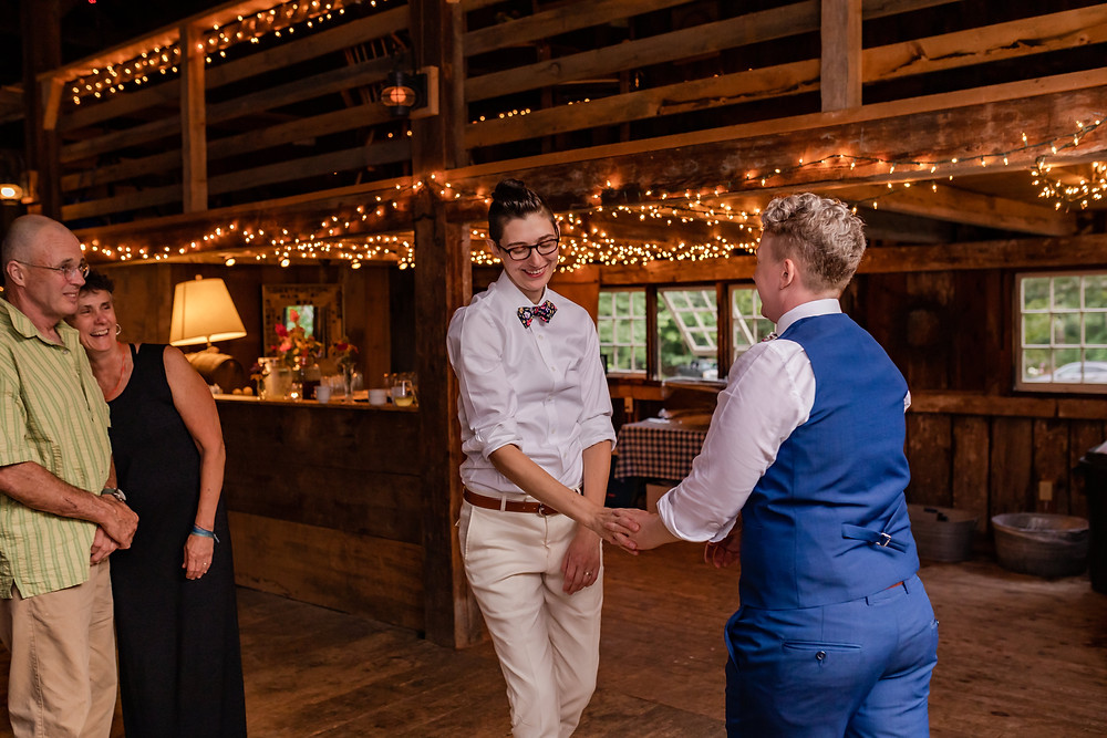 Gay Maine Wedding