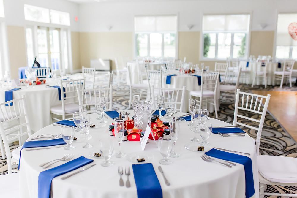 Village By The Sea Wedding Reception Wells Maine