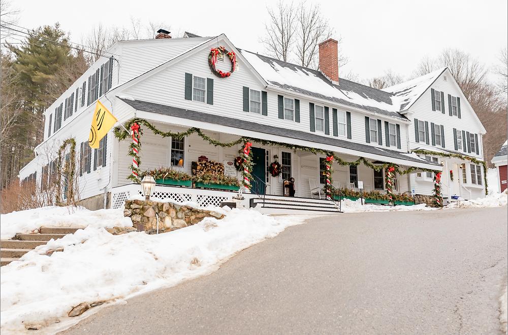 Christmas Farm Inn in Jackson New Hampshire