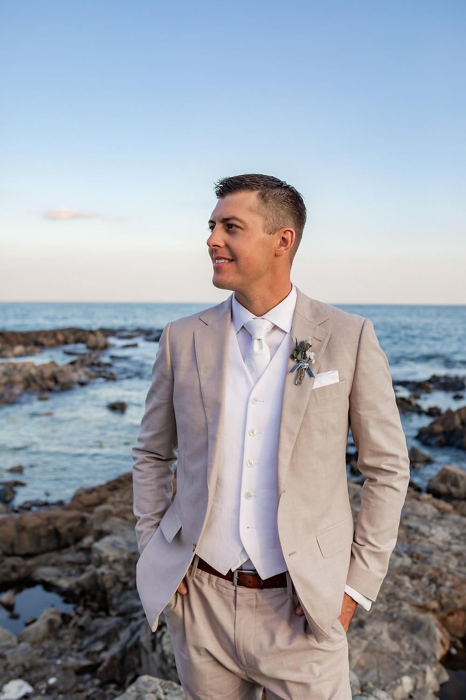 Maine Oceanfront Wedding Venue