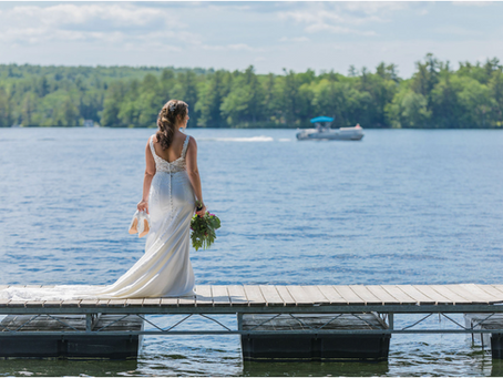Style Guide- Camp Weddings in Maine: Agassiz Village Summer Camp