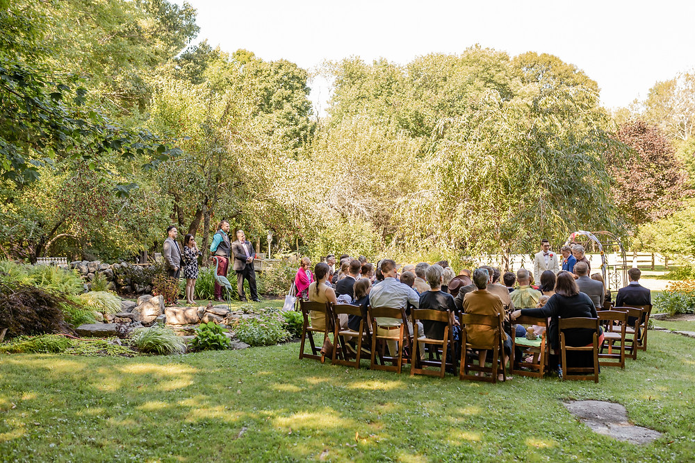 Josias River Farm Wedding