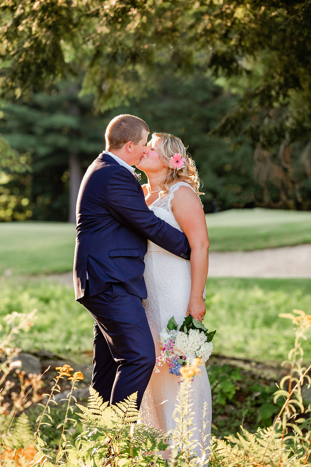Wedding at the Falmouth Country Club