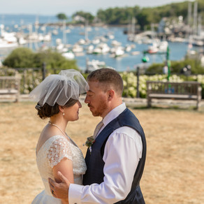 Laura & Jamie's Camden Micro-Wedding