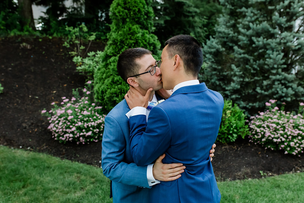 LGBTQ Friendly Wedding Photographer in Maine