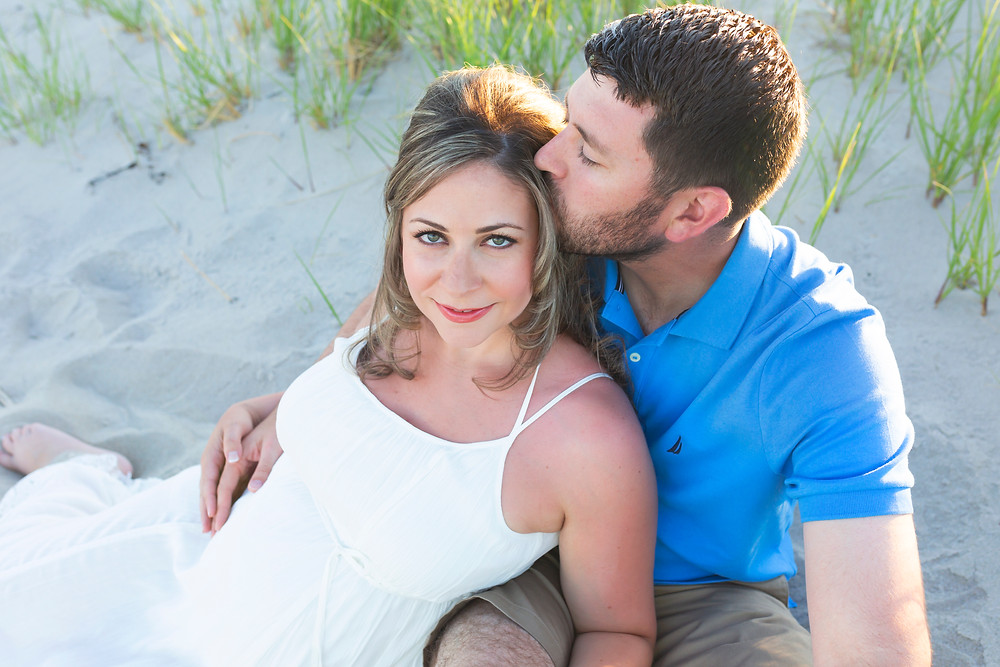 Wells Maine Photographer Maternity Photos