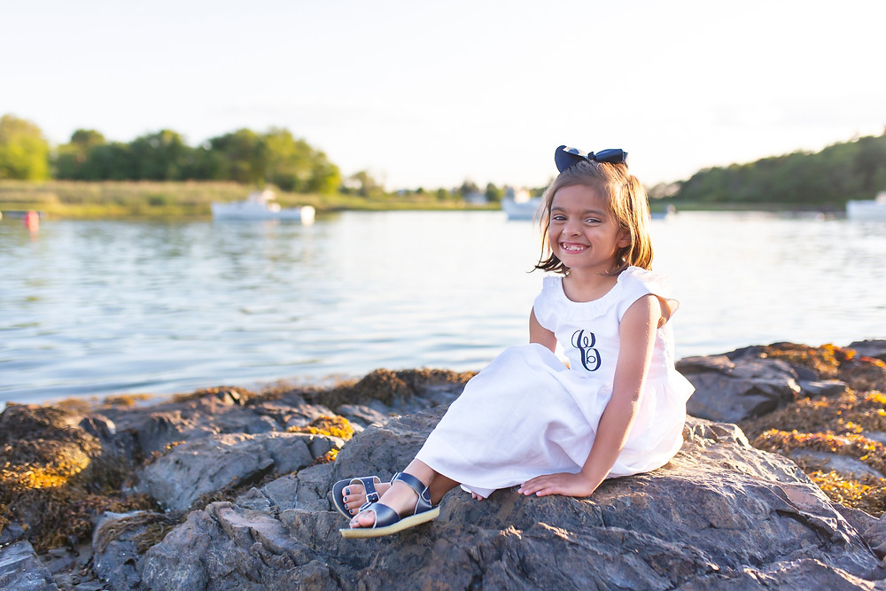 Kennebunkport Maine Family Photography