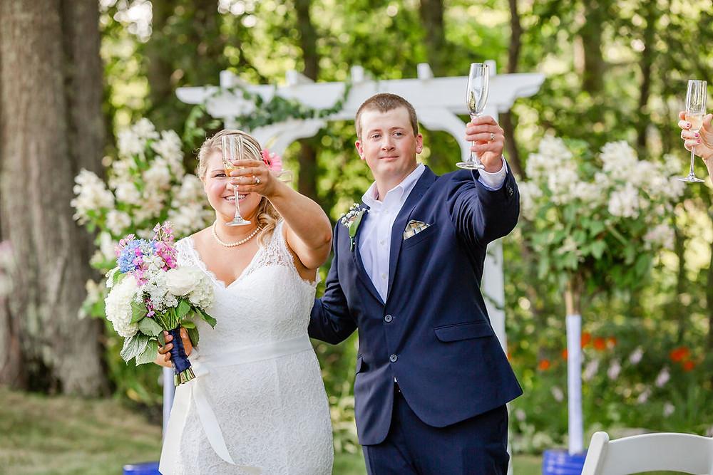 Wedding Toast Maine