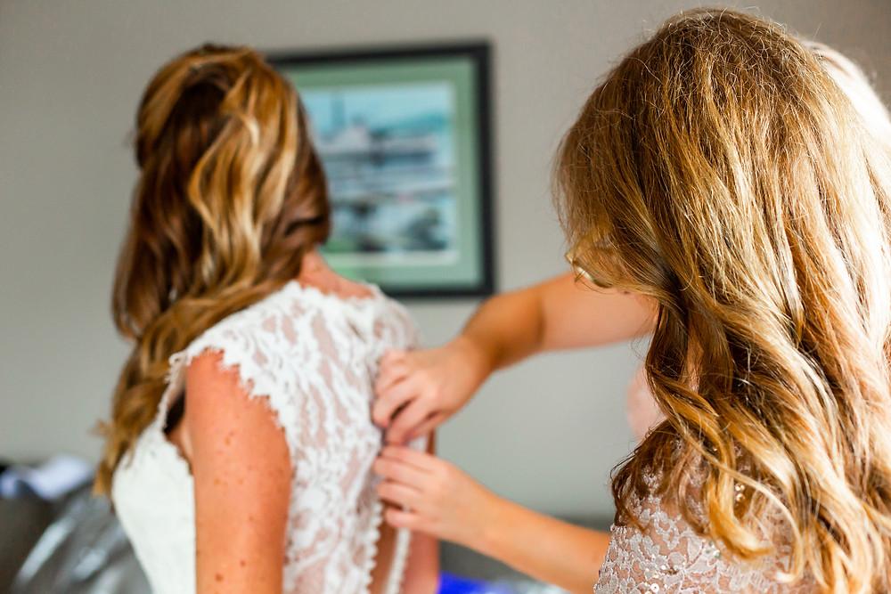 Wedding photographer in laconia New Hampshire.