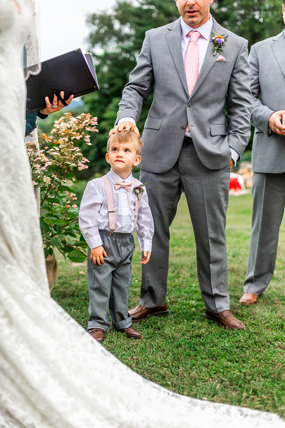 Wells Maine Wedding Photographer specializing in natural, intimate weddings.