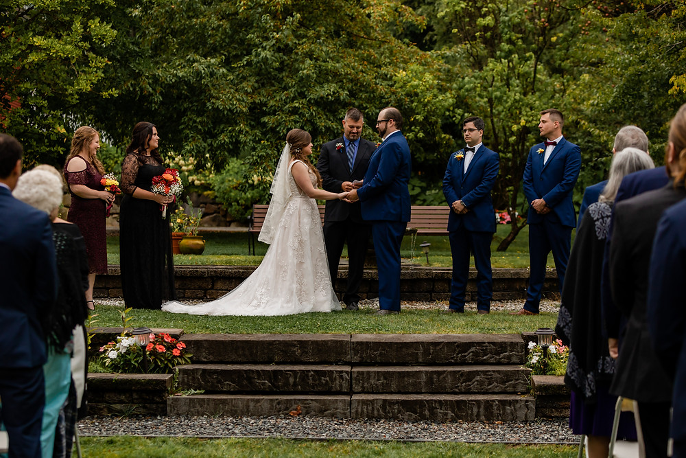 Wedding at the Inn at Newfound Lake New Hampshire