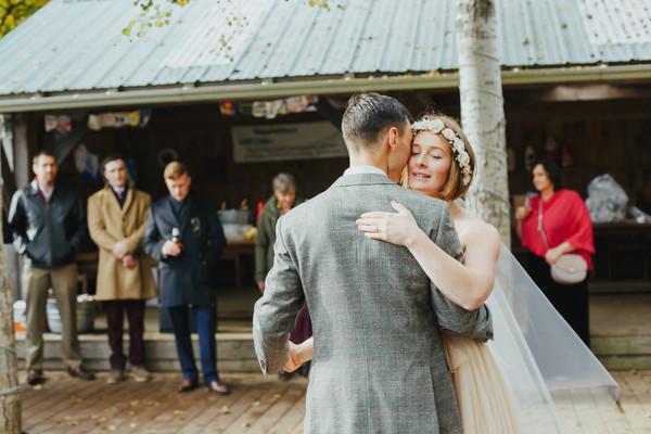 Cow Island Portland Maine Wedding Photog