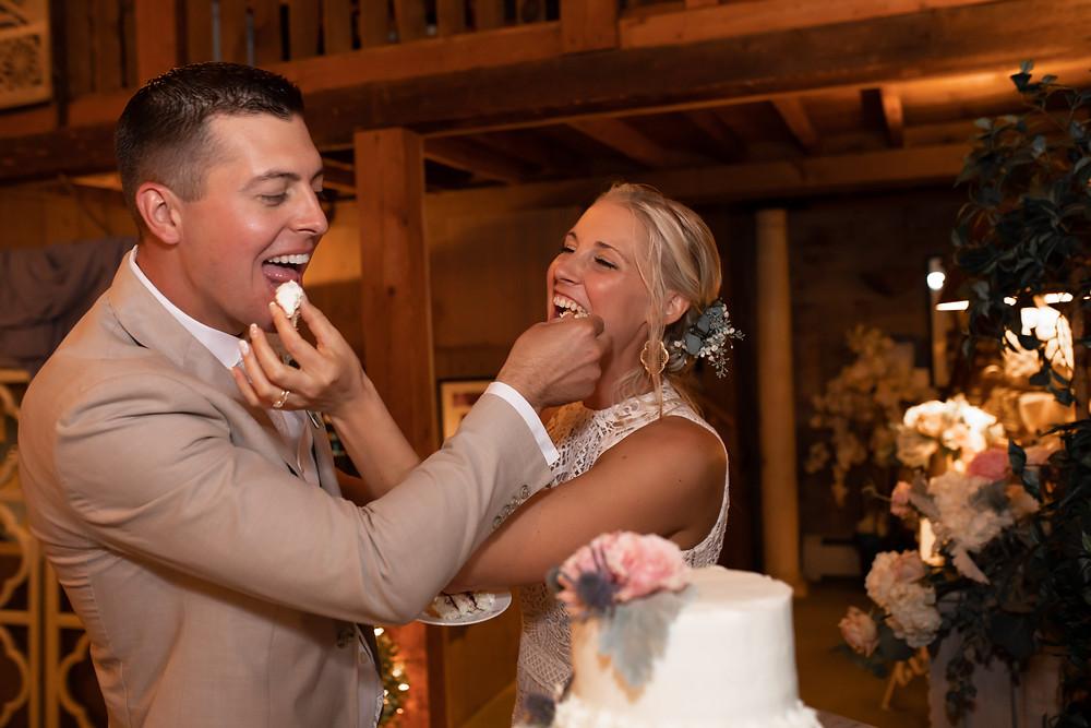 Small Wedding Maine Photographer