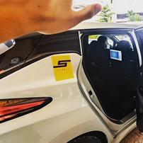 Stroll Guam x AdResst Ride Share Smart D