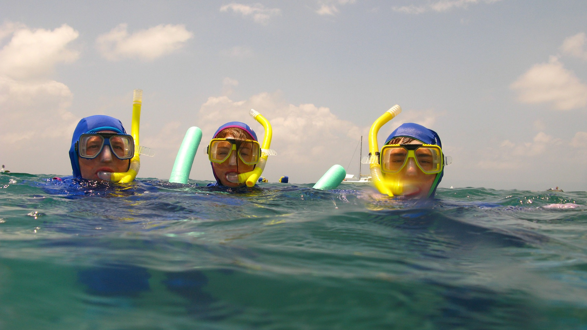 Group Snorkeling