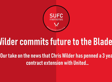 A view on the new Wilder contract...