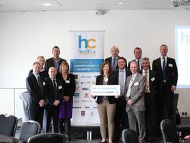 UK construction industry unites to reduce respiratory disease