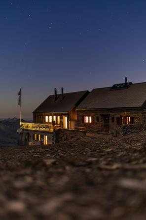 Wildstrubel Hütte SAC