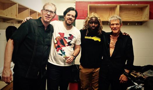 Galen Weston Band & David Sanborn (July 23, 2016)