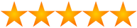 5 Star Rating - We Buy Houses Companies
