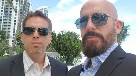 The Ligon Brothers, Michael and David Ligon tell students to buils a buyers list.