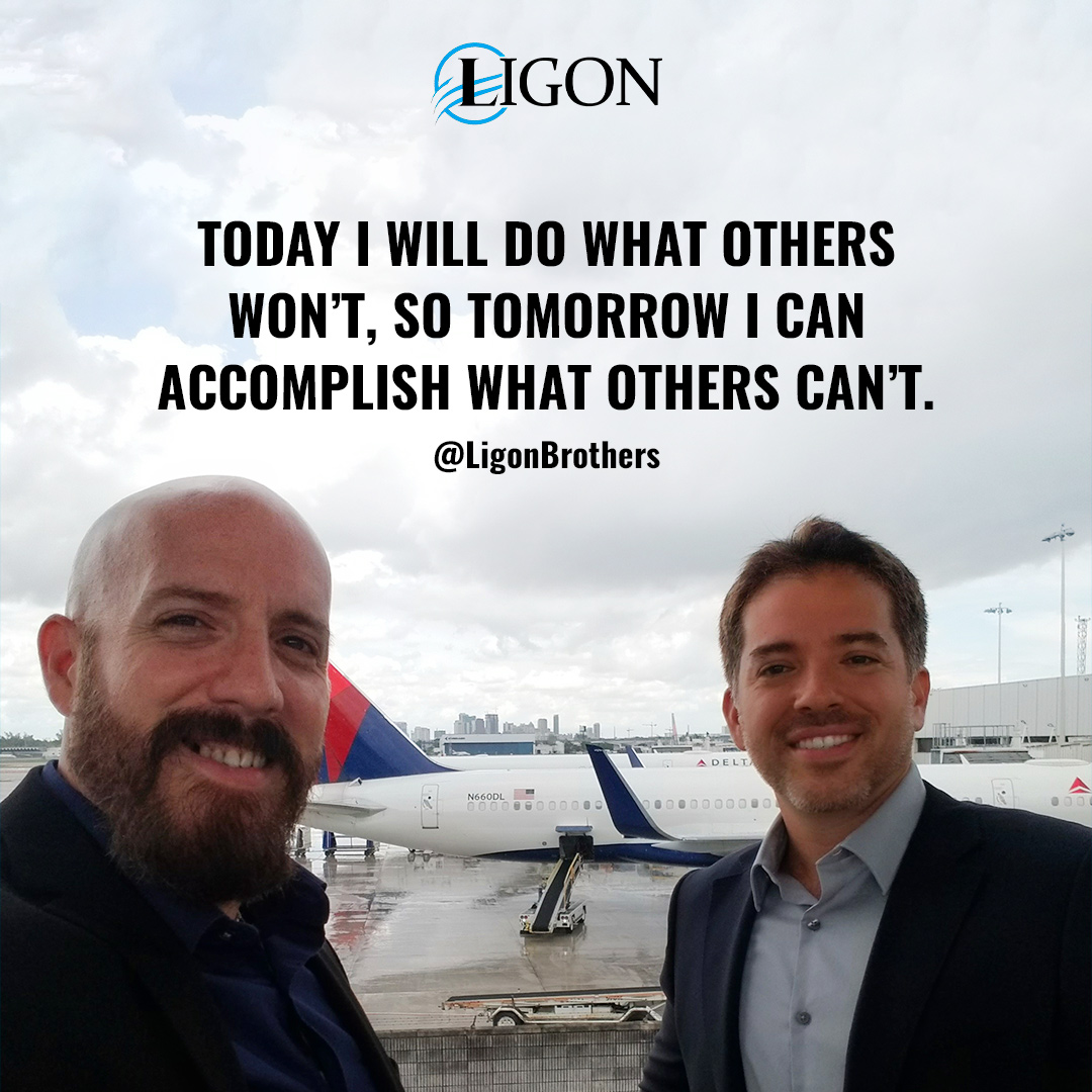 The Ligon Brothers, Do What Others Won't Quote