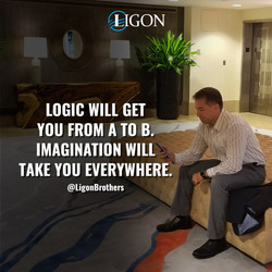 David Ligon of the Ligon Brothers, speaks about logic and investing.