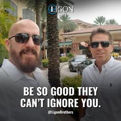 Michael Ligon and David Ligon of the Ligon Brothers, provide advice on how to succeed.