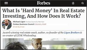 STABBL Loans and Hard Money - Forbes -Ligon