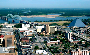 Greater Memphis Service Area