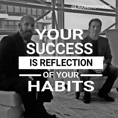 Successful Habits - Ligon Brothers