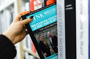 LYNK Wholesaling Book - Learn How to Wholesale Real Estate
