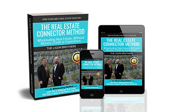 The Real Estate Connector Method Book