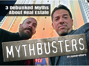 3 Debunked Myths About Getting Your First Real-Estate Investment