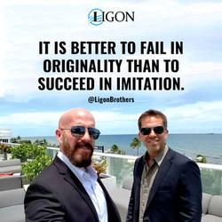 The Ligon's Michael and David give give business advice.