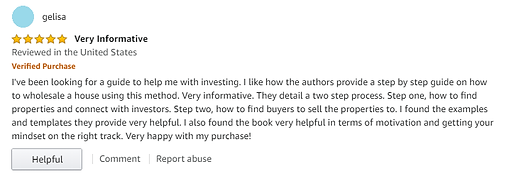 Real Estate Book Review