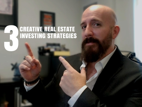 3 Creative Real Estate Investing Strategies for Any Level Investor