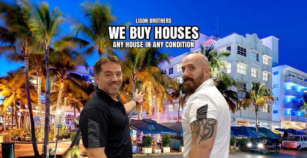 The Ligon Brothers Buy Houses for Cash