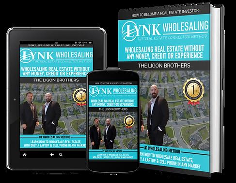 LYNK Wholesaling Book - Ligon Brothers