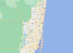 Ligon, Key South Florida Real Estate Service Area